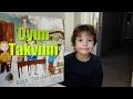 Oyun Takvimi Tanıtımı Eğlenceli Çocuk Videosu