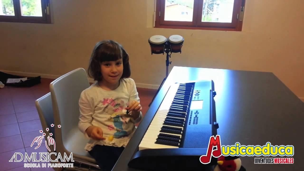 Valzer della Cavalletta - Mi Teclado 2 - Ad Musicam