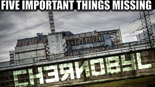Five Important Things That Are Missing From HBO Chernobyl TV Show #chernobyl #ussr