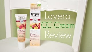 Review | LAVERA CC CREAM | Naturkosmetik, bio, vegan