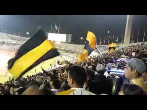 """""""Pumas vs Emelec   Copa Libertadores"""" Barra: La Rebel • Club: Pumas"""