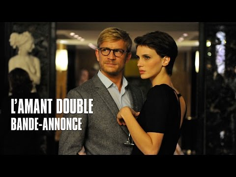L'amant double - de François Ozon - Bande-Annonce
