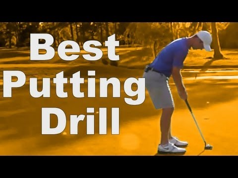 Online Golf Instruction: Phil Mickelson Putting Drill