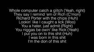 A$ap Ferg  Floor Seats Lyrics
