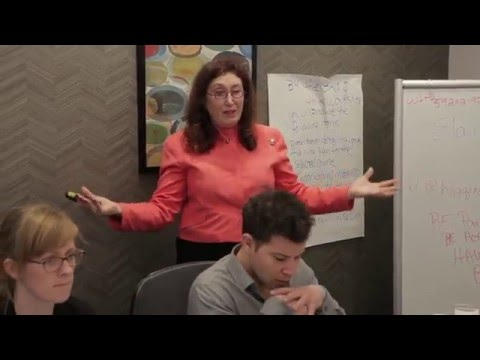 2018 Train-the-Trainer Workshops - Become A Great Professional ...
