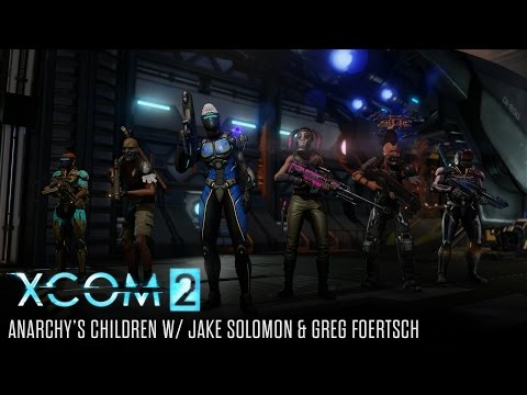 Let's Play XCOM 2 - Anarchy's Children (1st DLC pack!!!) thumbnail