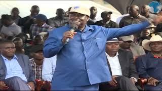 Raila: It's not a must for Raila to be president of this country