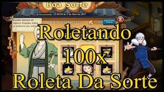 Naruto Online - Roleta Da Sorte  (Em Busca Do Tobirama)
