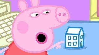 Peppa Pig en Español | LA CASA NUEVA | DIA DE CONSTRUÇÃO | Pepa la cerdita