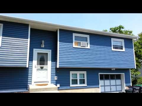 Xterior solutions siding after video for Siding square