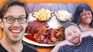 Keith Finds The Best Barbecue • Tailgate Debate