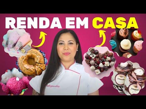 CURSOS DE DOCES GOURMET CAKEPEDIA da Elaine Ferreira