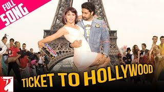Ticket To Hollywood | Full Song | Jhoom Barabar   - YouTube