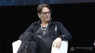 It's Only Rock and Roll: Steve Vai - YPO EDGE 2016