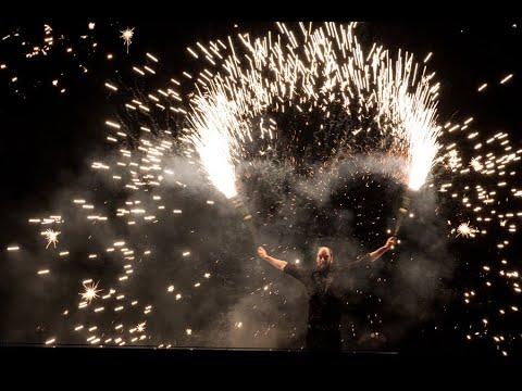 Feuershow Foyk Fire & Light Art video preview