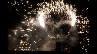 Feuershow Foyk Fire & Light Art video preview