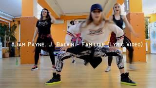 Liam Payne, J. Balvin   Familiar Zumba Fitness Jaz Choreo