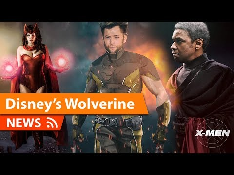 Disney Director wants Taron Egerton for Wolverine Role in MCU - Avengers & Marvel Phase 4 Future