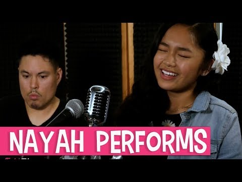 "Nayah Damasen Sings Ed Sheeran's ""Perfect"" 