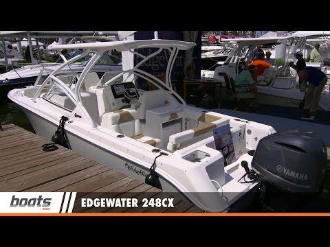 EDGEWATER  248CX - 2016