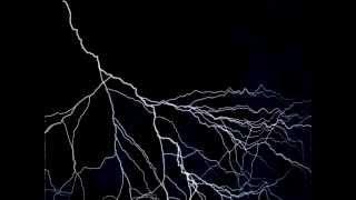 Rolling Thunder and Rain Striking Window (8 hours long!)