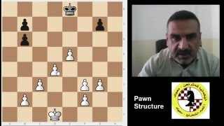 Learn Chess in Kurdish – 08 Pawn Structure