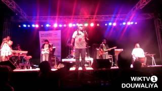 Didier Awadi - Live au stade du Ksar - Assalamalekoum Festival International 2014