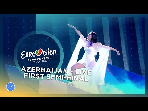 LIVE - first Semi-Final - Eurovision 2018