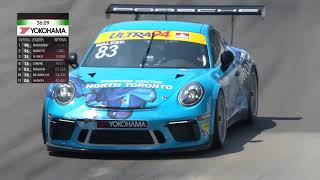 CarreraCup - Toronto2018 IMSA Canada Round8 Race Full Race