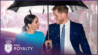 From Modern Romance To Royal Outcasts  | Harry & Meghan | Real Royalty