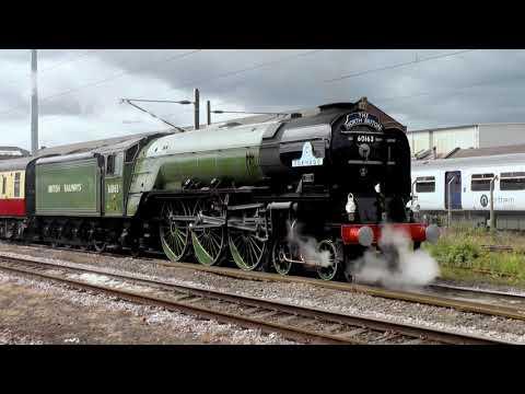 60163 Tornado Doncaster 20 07 2019