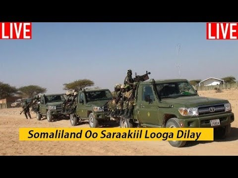 Somaliland Oo Qirtay In Saraakiil Ciidan ay Ka Dhishay Puntland Iyo Cabsi Dagaal Oo Jirta Sool