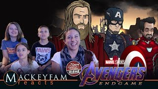 How Avengers Endgame Should Have Ended- REACTION and REVIEW!!!