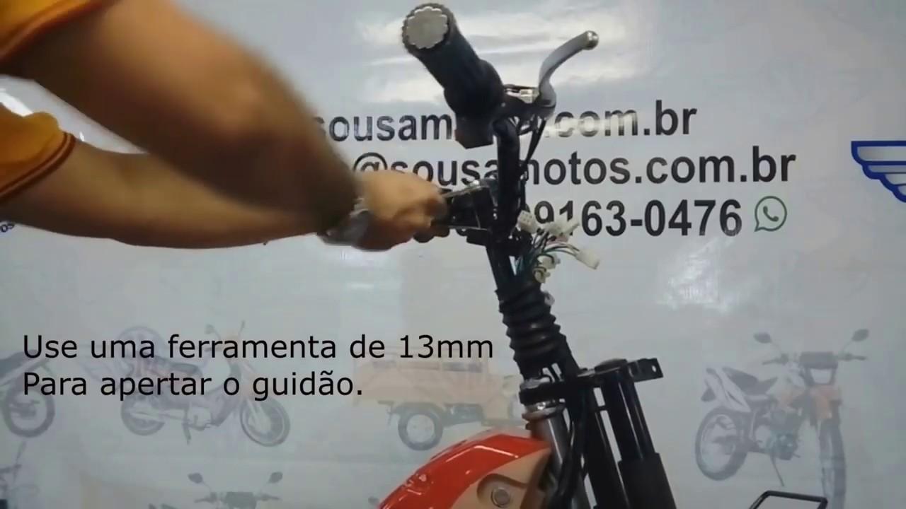 Como Montar Sua Bicicleta Elétrica Sousa Bike