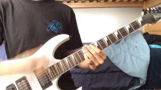Chiodos - 3 AM Guitar Cover
