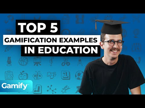 TOP 5 Gamification Examples In Education today!