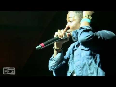 """Kendrick Lamar, """"Hol' Up"""" Live at the FADER FORT Presented by Converse"""