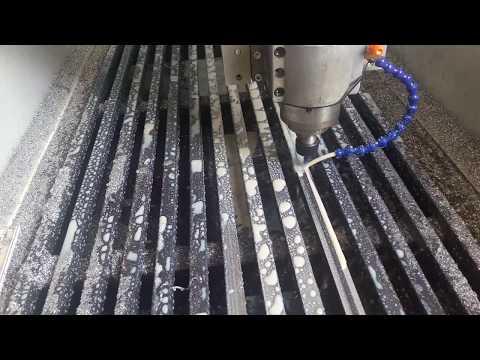Фрезеровка стали. Станки с ЧПУ от производителя