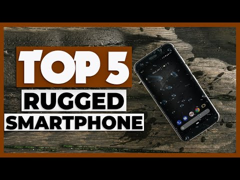 Best Rugged Smartphones 2021 [Top 5 Products' Reviews]