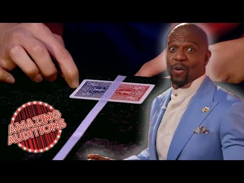 The BEST EVER Magician On America's Got Talent and Asia's Got Talent | Amazing Auditions