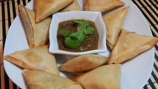 Daal Samosa/Ramadan Iftar recipes
