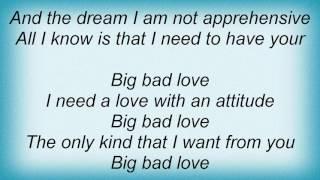 Alanis Morissette - Big Bad Love Lyrics