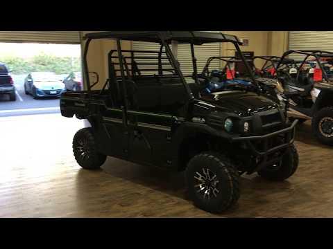 2018 Kawasaki Mule PRO-FXT EPS LE in Murrieta, California