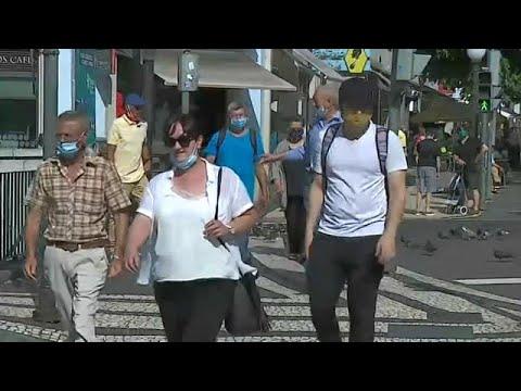 Covid-19: Τα μέτρα του Αυγούστου στην Ευρώπη