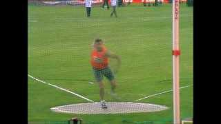 Discus Throw - Poland, Szczecin 2009