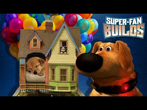 Disney / Pixar's UP! Dog House