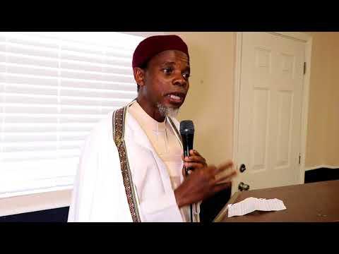 Nasfat Chief Missioner @Nasfat Houston Branch