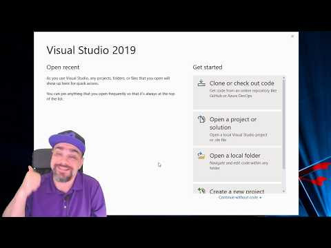 Microsoft Visual Studio - portablecontacts net