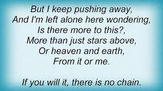 From First To Last - We All Turn Back To Dust Lyrics