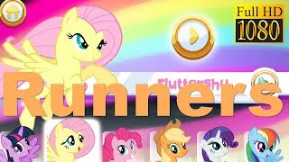 My Little Pony Rainbow Runners Game Review 1080P Official Budge Studios